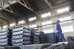 Китайский выпуск цветных металлов за 11 месяцев 2015 года вырос на 7,5%