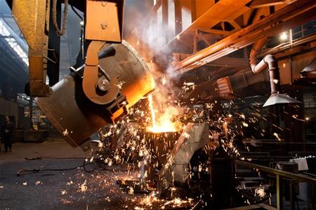 Четвертый месяц подряд в мире растет выплавка стали