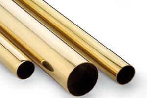 Достоинства труб из цветных металлов